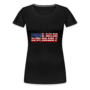 PNG file - Women's Premium T-Shirt