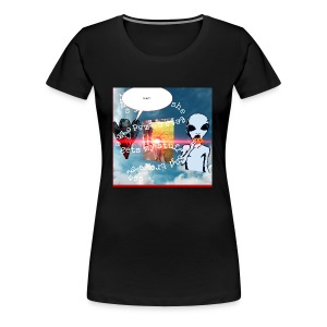 1AADD5D5 C3C4 484F A7D3 BC9CE12610CF - Women's Premium T-Shirt