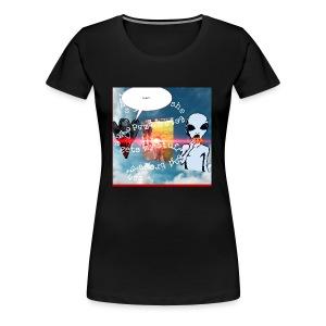 3C6A2D75 BC9F 47D0 96DE 285D4F432336 - Women's Premium T-Shirt