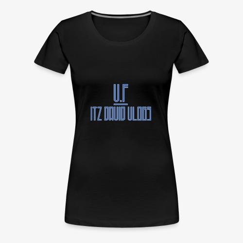 ITZ DAVID VLOGS VLOG FAMIY - Women's Premium T-Shirt