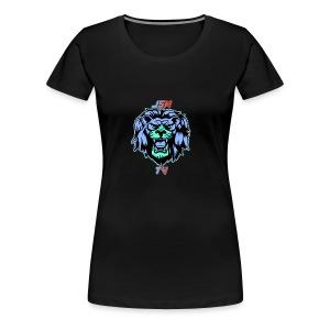 JSW TV Logo - Women's Premium T-Shirt