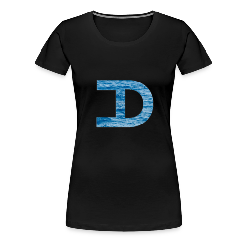 Water - Women's Premium T-Shirt