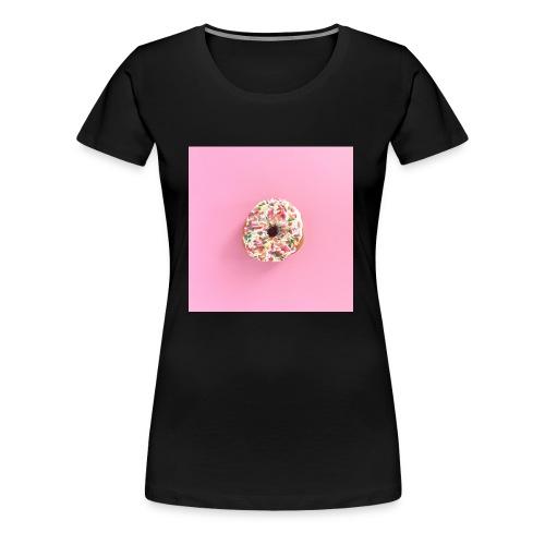 Donuts!!! - Women's Premium T-Shirt