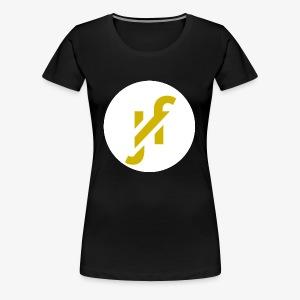 Josue Flores - Women's Premium T-Shirt