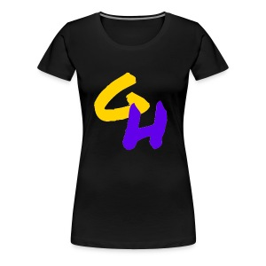 gh design - Women's Premium T-Shirt