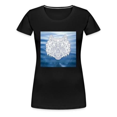 An Old System Album Cover - Women's Premium T-Shirt