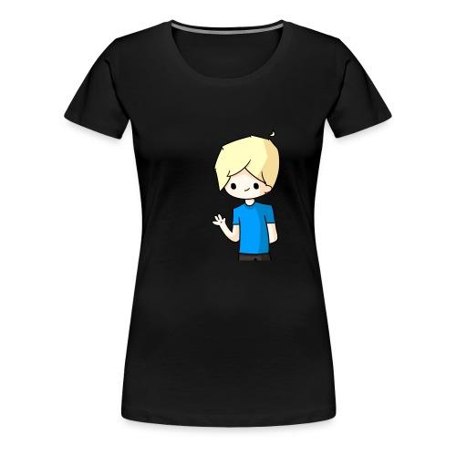 Simple Dood Two - Women's Premium T-Shirt