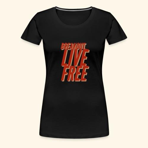 8EB98223 FEA1 49B9 8EAD FC201C941D7F - Women's Premium T-Shirt