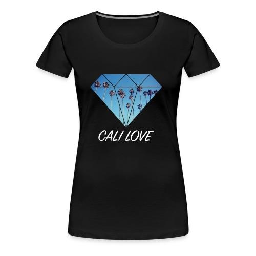 California Love - Women's Premium T-Shirt
