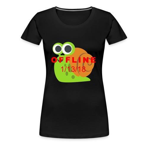 FiveM Unofficial Offline - Women's Premium T-Shirt