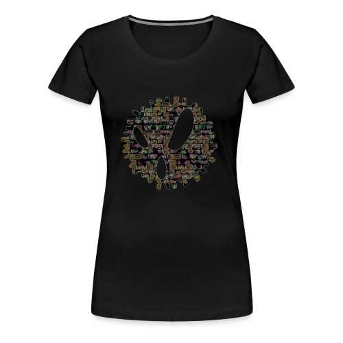 Ed Splatter - Women's Premium T-Shirt