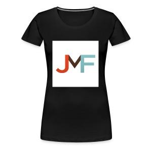 JMF Logo 1500x1500 - Women's Premium T-Shirt