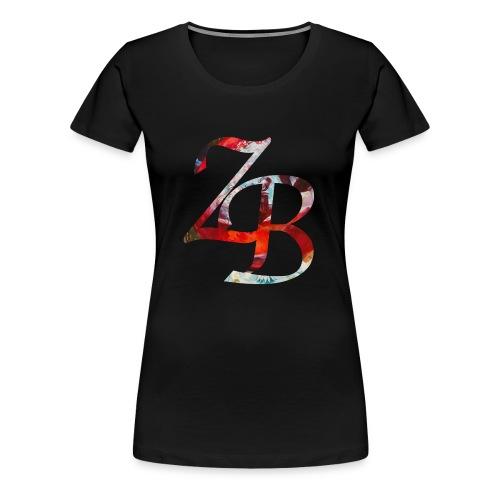 ZBglass - Women's Premium T-Shirt