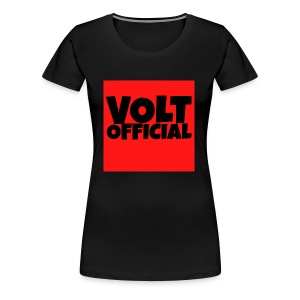 YT VOLT OFFICIAL - Women's Premium T-Shirt