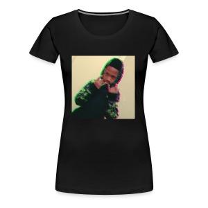 the savage king - Women's Premium T-Shirt