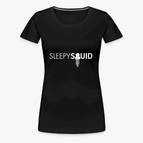 SleepySquid - Women's Premium T-Shirt
