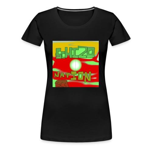 schizo - Women's Premium T-Shirt