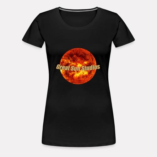 GreatSunStudios Logo - Women's Premium T-Shirt