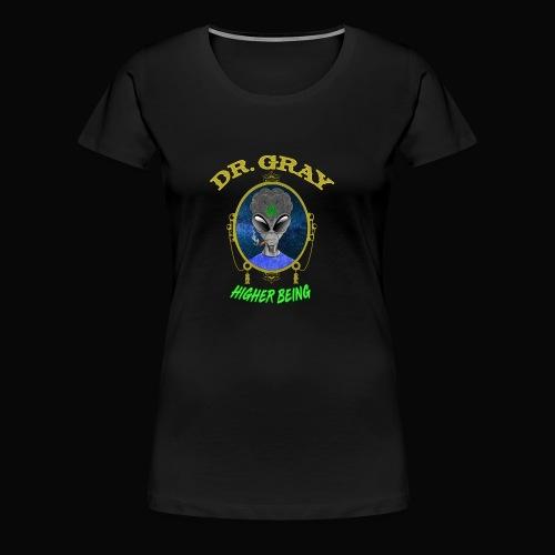 Dr. Gray - Women's Premium T-Shirt