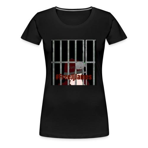 FreeJjjames Tv - Women's Premium T-Shirt