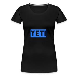 Yeti Supreme - Women's Premium T-Shirt
