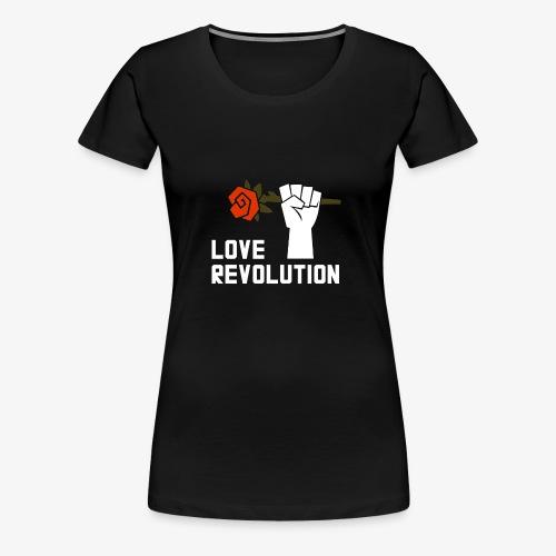 Love Revolution - Women's Premium T-Shirt