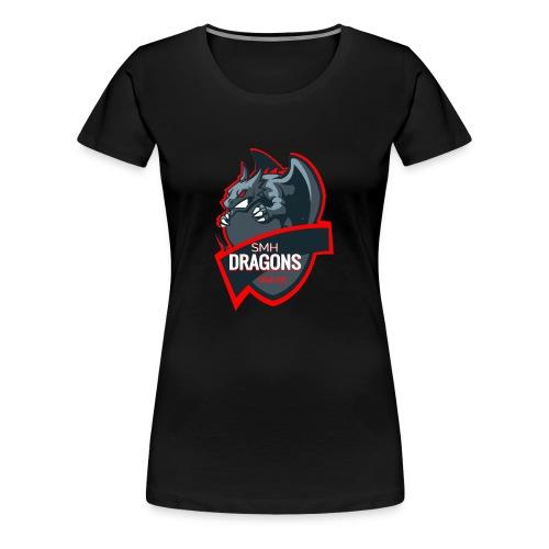 The SMH Dragons - Women's Premium T-Shirt