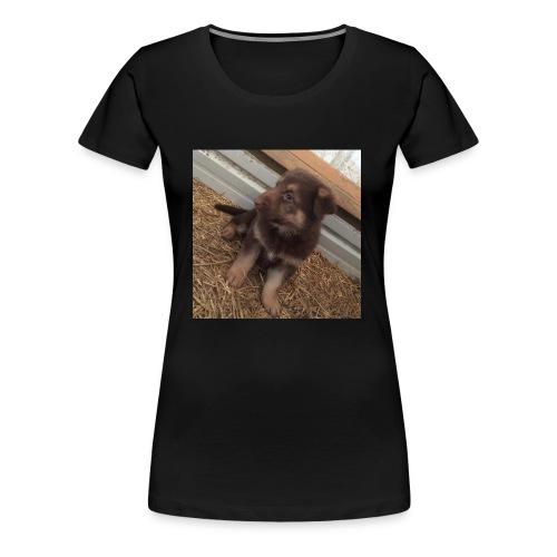 Kimber the dog - Women's Premium T-Shirt