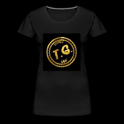 OG TrebleGang - Women's Premium T-Shirt