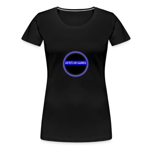 AKTEFLON GAMING - Women's Premium T-Shirt