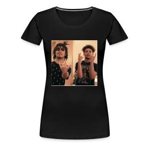 CB79B3D1 53E7 45BA 831E 0BB6CF06AB8D - Women's Premium T-Shirt