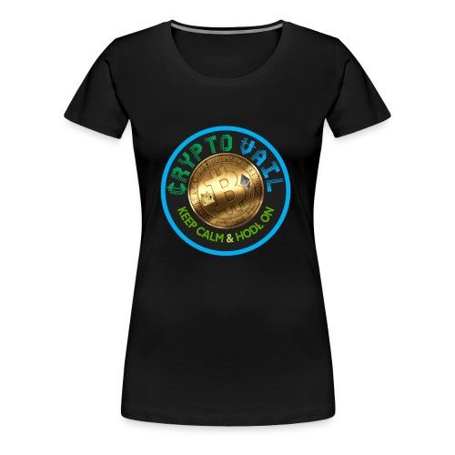 Crypto Vail T Shirt 1 - Women's Premium T-Shirt