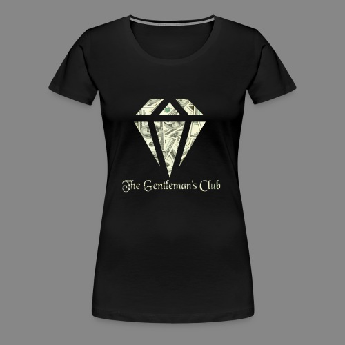 The Gentleman's OG Money - Women's Premium T-Shirt