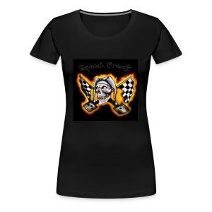SPEED FREAK - Women's Premium T-Shirt