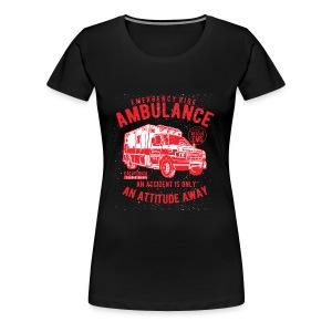 Ambulance - Women's Premium T-Shirt