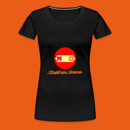 MusaiAnime - Dragneel's New Logo - Women's Premium T-Shirt