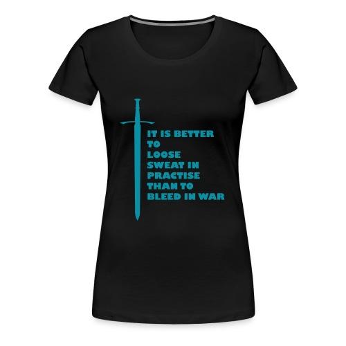 WA - Women's Premium T-Shirt