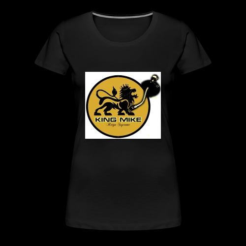 supreme by kingmike - Women's Premium T-Shirt