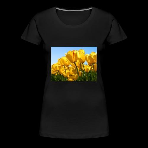 garden of life - Women's Premium T-Shirt