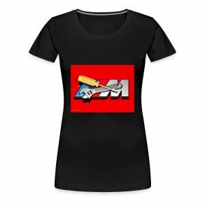 bmw mechanic - Women's Premium T-Shirt