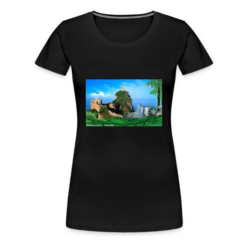 8022110 162804602317 2 - Women's Premium T-Shirt