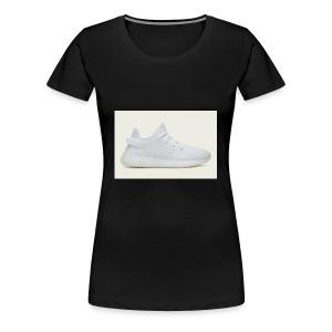 yeezys - Women's Premium T-Shirt