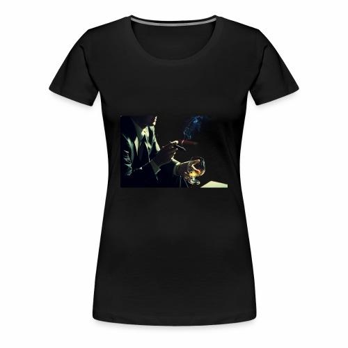 Smoking - Women's Premium T-Shirt