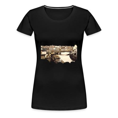 Beautiful City - Women's Premium T-Shirt