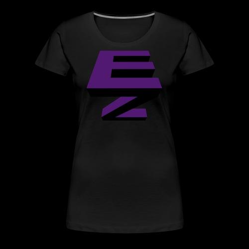 Electric Zoo Logo - Women's Premium T-Shirt