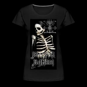 Jennifer Samedi model - Women's Premium T-Shirt