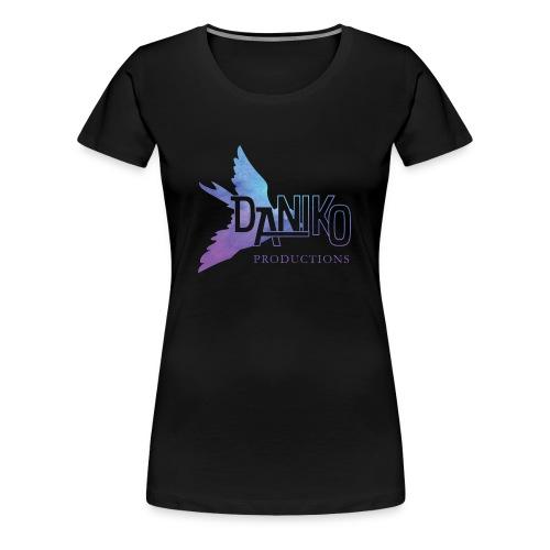 DaNiko Logo - Women's Premium T-Shirt
