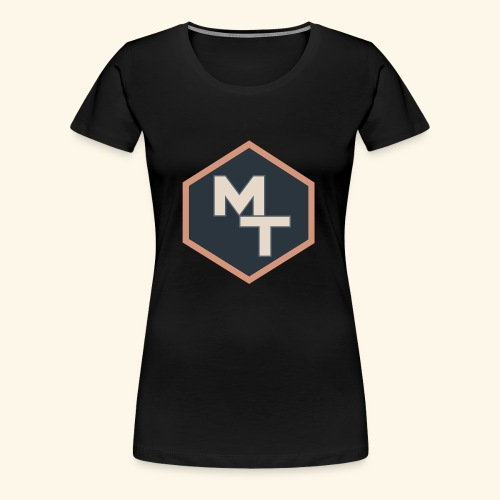 Maximum Tips Logo - Women's Premium T-Shirt