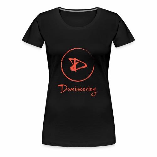 Domineering Channel - Women's Premium T-Shirt