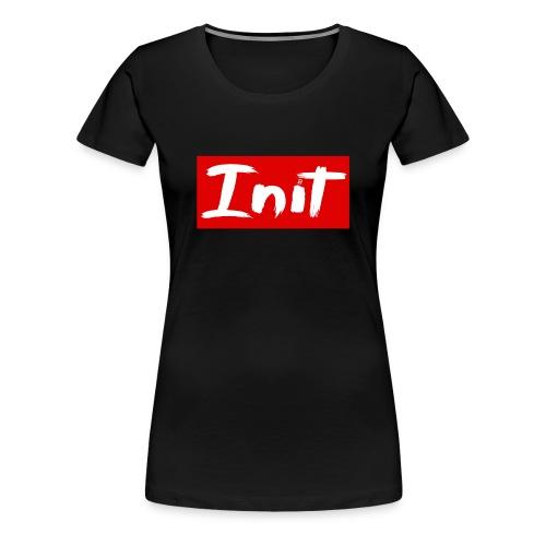 Init - Women's Premium T-Shirt